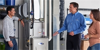 Why Carrier? They invented HVAC. Yes, really. Founder, Willis Carrier, invented modern air conditioning in 1902.