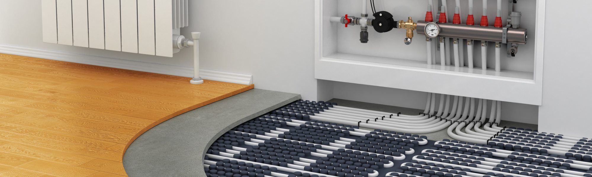 in-floor radiant heat systems Burlington Ontario